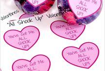 activités : saint valentin