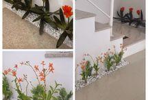 Meu Jardim de Inverno!!! / Veja + Inspirações e Dicas de decoração no blog!  www.construindominhacasaclean.com