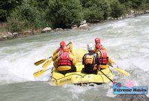 Extreme Waves Rafting 1 Agosto 2014