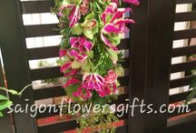 Saigon Christmas Flowers delivery / Christmas flower delivery in Saigon, Vietnam, Saigon flowers, Same day flower delivery service everywhere in Saigon, Vietnam, Saigon Flower shop chain network, Send flowers to Saigon