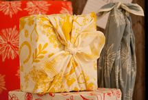 creative gift wrapping / by allison plunkett-Williamson