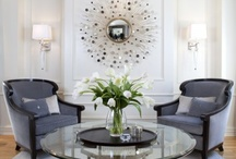 Living Rooms / I hear all the time how intimidated people are to decorate their living room because it is the room everyone sees. I love designing living rooms, as they often give great creative flexibility. Take a look!