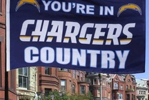 San Diego Chargers / by Cathy Sanders