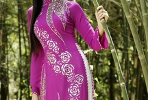 chineses salwar suit