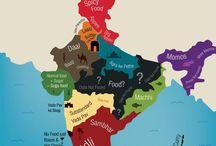 India - food