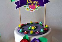 ideas de cumpleaños...