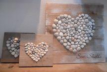 mozaïek hout