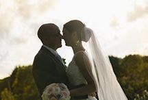 Bride and Groom Wedding Portraits / Inspirational ideas for your wedding photographs