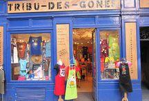 Boutique Expositions stands Tribu des Gones