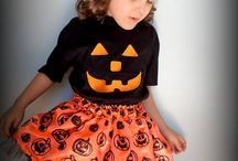 fantasia para Halloween
