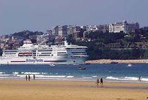 Santander, Spain / Photos of the best places to visit in Santander.