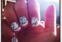 Cool Nails, Bra / by Sara