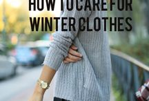 Caring For Cashmere / I am the cashmere expert and know just how to look after your precious knits