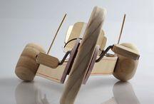 Drewno Rower