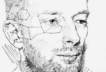 Thom Yorke and Radiohead