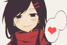 Ayano - Shintaro / Especially ShinAya from Kagerou Project ( Mekaku City Actor )