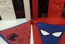 Spiderman party / Spiderman decorations for a perfect party!!!