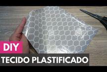 Babador plastificado