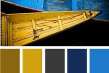 Colour palette conner