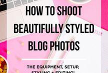 Blog fotografering
