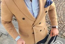 Suit Up / Discover the true Men fashion. It cannot get more manly then a correct mix of Suit & Beard