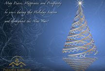 Season Greetings / Season's Greetings from Paradise Marbella Realty