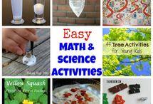 Ciência/ Atividades