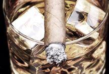 Cigar + Whiskey = ☺️