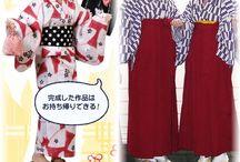 夏の体験会 浴衣•女袴作製体験 / http://toawasai.jp/meeting/