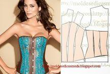 Lencería y corset