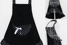 mandil para cocinar