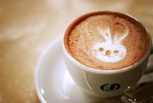 Coffee Art / I am not a coffee drinker, but I do admire coffee art :)