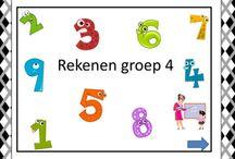 Rekenen groep 4