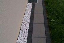 Piedras blancas de fachada