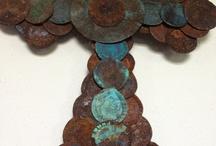 Folk Craft / Inspiration for folk style art. / by Ashley Legan