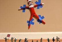 Elf on a shelf / by Kimberlie McIntyre