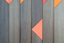 inlay wood surfaces / Métier is a surface design and furniture studio. The focus is on colourful inlaid wood inspired by traditional marquetry. www.metierconcept.com