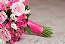 Brautstrauß für Hochzeit