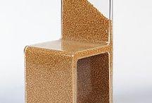 le sedie nell'arte e l'arte delle sedie / Sedute Artistiche - Sedie di Design - Sedie d'Arte - Sedute Firmate e Sedie nei Quadri e nelle Opere d'Arte