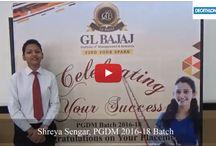 Success Story of Shreya Sengar PGDM 2016-18 Batch Decathlon