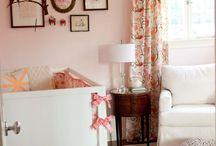 baby girl room / by Jenny Beenken