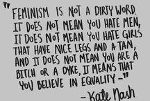 Feministiskt