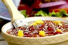 Condiments: Syrups and Sauces / Highlight to any great meal is the sauce...