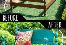 Yard & Garden Crafts
