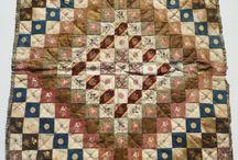 Antique patchwork