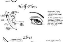 HOW TO: DRAW ELVES
