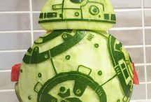 Star Wars food
