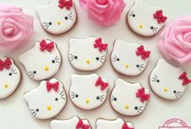 Hello Kitty perníčky cookies