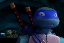 Teenage mutant ninja turtles / Ninja turtle mutant teenagers / by Megan Bamford