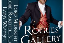 Rogues Gallery / Three roguish heroes, falling in love. . .